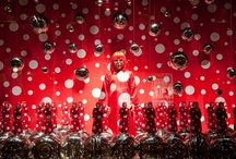 Visual Merchandising Window Design Inspirations - Dots / by WindowsWear