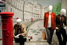 Visual Merchandising Window Design Inspirations - Street Life / by WindowsWear