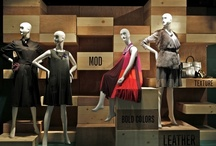 Visual Merchandising Window Design Inspirations - Boxes / by WindowsWear