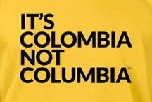 • colombia • / by Emma Burns