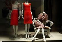 Oscar de la Renta / Shop Oscar de la Renta's latest looks from the New York City windows / by WindowsWear