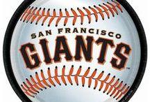 Love the San Francisco Giants! / Baseball / by Minerva Cook