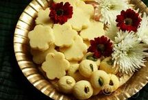 Indian Sweets / Indian sweets and dessert recipes.  / by Sanjeeta kk