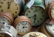 Clocks / Vintage Clocks! Tic toc!