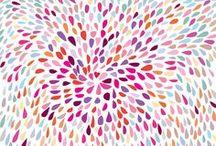 colors and patterns / by Maddi Grady
