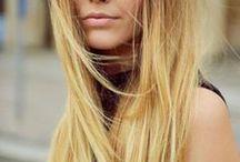hair. hair. hair. / by Laura Fulmer