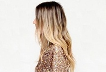 hair / by Mallory Joyce Design