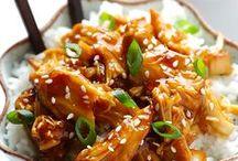 Cooking / Savoury food ideas