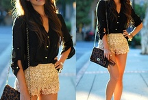 Pretty things to wear <3 / by Jessica