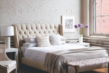 Bedroom Design Inspiration / by Michelle Farrell