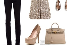 Outfits & Shoes / by Michelle Farrell