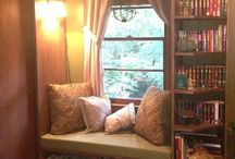 Books and Nooks / by Patricia B