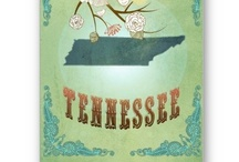 This Is Our {TENNESSEE} / Rocks and the rills deep tinted hills, There's no spot so dear to me. Where'er I roam still it's my Home Sweet Home, My own, my Tennessee. / by Lee Norris {SOUTHERNdrawl}