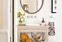 Bathrooms / by Crystal Davis