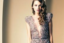 glam gowns / by Mallory Joyce Design