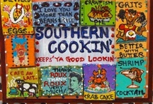 "SOUTHERN Cuisine: Share Your Best! /  {Board in memory of my fabulous Mimi, Mary McGuire Fleming, Columbus Mississippi} Southern Cuisine is served on newspaper & the world's finest china. Soul, Cajun, Haute, Creole, Tex-Mex, Low Country, Old South, New South, BBQ & any recipe beginning with ""Grandma's."" {Copyright-friendly: No recipes in text; RECIPES only; SOUTHERN only; No looooooooooong text; No Advertising. *Pin Limit *10* per visit* Limit visits courteously & please don't add contributors} Thanks, y'all! Lee @ThisIsOurSouth / by Lee Norris {SOUTHERNdrawl}"