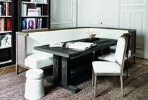 M :: DINING ROOMS