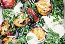 Foodie: Salads and Veggies