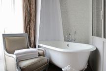 How to shoot a hotel bathroom?