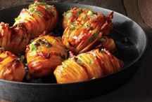 Great Side Dishes / These are sides I've tried or would like to try! / by Sandra Weir