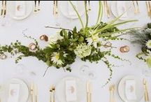 GEORGEOUS | Weddings / Here we share a collection of images of weddings designed and styled by The Georgeous creative team.... We do hope you enjoy!