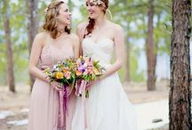 Bridesmaids / by COUTUREcolorado