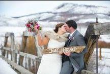 Colorado Winter Weddings / by COUTUREcolorado