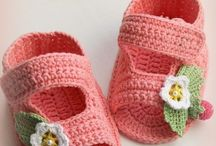 Crochet / My mom crouched and taught me. I miss it a lot!  I really want to get back into it! / by Patricia B