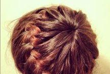Hair / Hair tutorials, colours, cuts