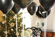 Parties / Festas / Parties tips.