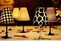 DIY Lamps / DIY Lamps and Chandeliers.