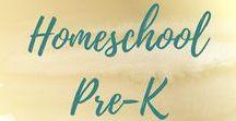 Homeschool Pre-K
