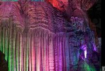 Cave Quest Decor / by Arianne Stuhr