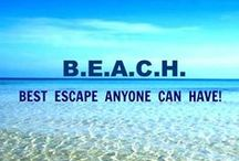Best Escape Anyone Can Have (B.E.A.C.H) / Let's escape to the Beach!