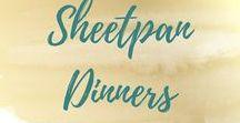 Sheetpan Dinners