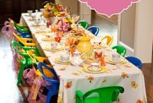 Party Ideas / by Kristina @ Toddler Approved