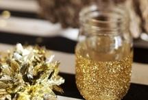 Gold Bridal/Baby Shower / by Janelle Forsberg