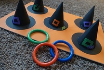 Halloween Carnival / by Kristina @ Toddler Approved