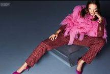 Pink! / Style, Fashion, Clothes, Accessories, Design, Pink! / by Melanie @Capitol de Beauté