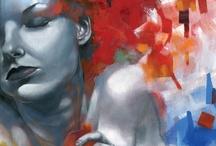 artsypartsy / Drawings, paintings...