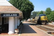 Ashland, Virginia / Things to do or see near by!!   / by Hampton Richmond North-Ashland