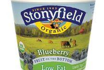 I'm a Stonyfield Food Superhero / by Carol Norton