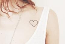 Minimal Feminine Tattoos / tiny tattoos, secret tattoo, feminine body art, minimal graphic tattoo, line tattoo, pretty little tattoos