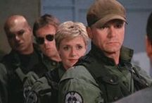 Stargate ♥ / Both SG-1 & Atlantis pins here...plus some MacGyver love for good measure. Plus anything else related to anyone who was ever on any of those shows, really. Enjoy :)