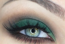 Eyes & Nails / by Trina Jarnbrant