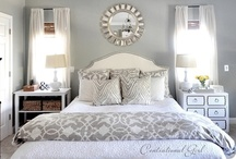 For The Home: Ideas - Bedroom / by Carol Ann Barnt