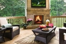 For The Home: Ideas - Sunrooms/Porches / by Carol Ann Barnt