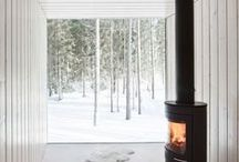 Winter Vibes / fall fashion, winter interiors, cozy interiors, winter fashion, winter home