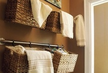 Get Organized: Bathroom & Linen / by Carol Ann Barnt