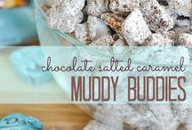 Muddy buddy treats